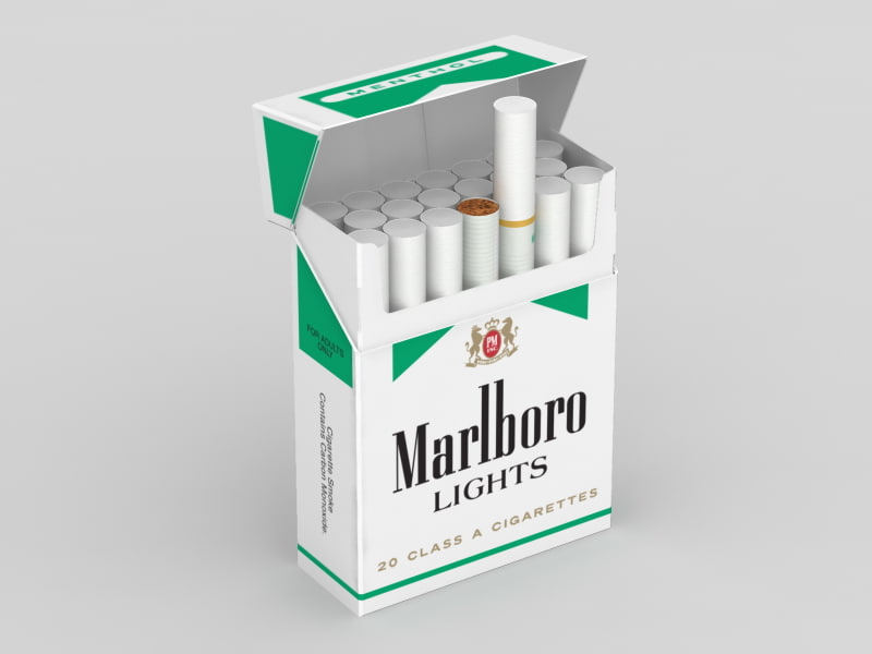 Create your design and get Custom Cigarette box  wholesale