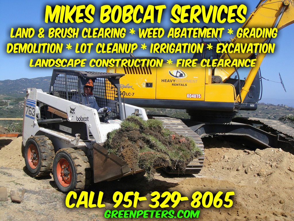 Mikes Landscape Work and Bobcat Services