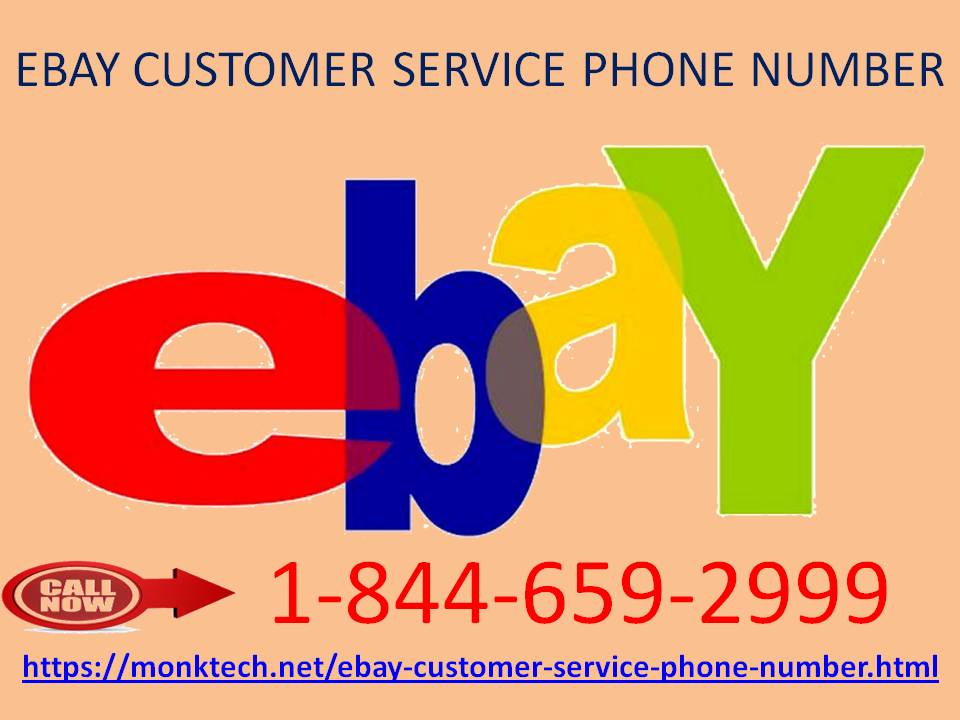 Dial toll-free eBay customer service phone number to get expert's assistance1-844-659-2999