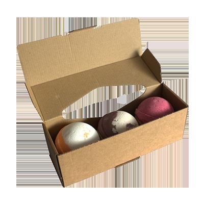 Get Top Quality Custom Bath Bomb Boxes
