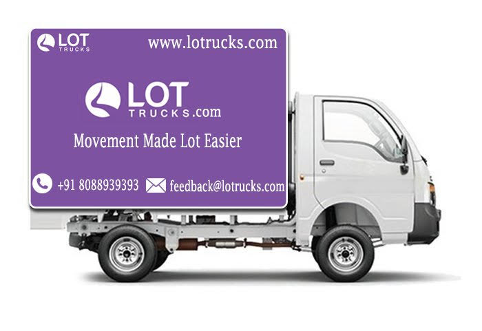 Book Mini Truck Tata Ace in Bangalore - +91 8088939393