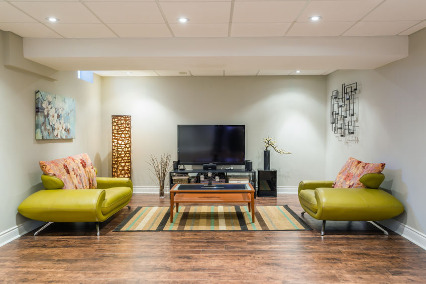 Basement Remodeling in CT