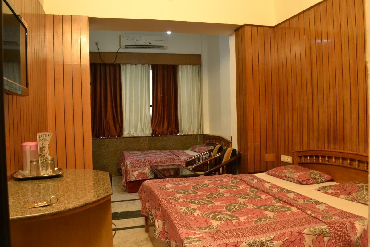 Best Budget Hotels in Haridwar Near Railway Station