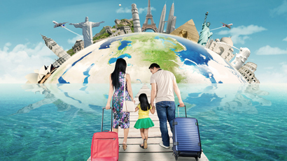 flight and hotel booking on all major destinations