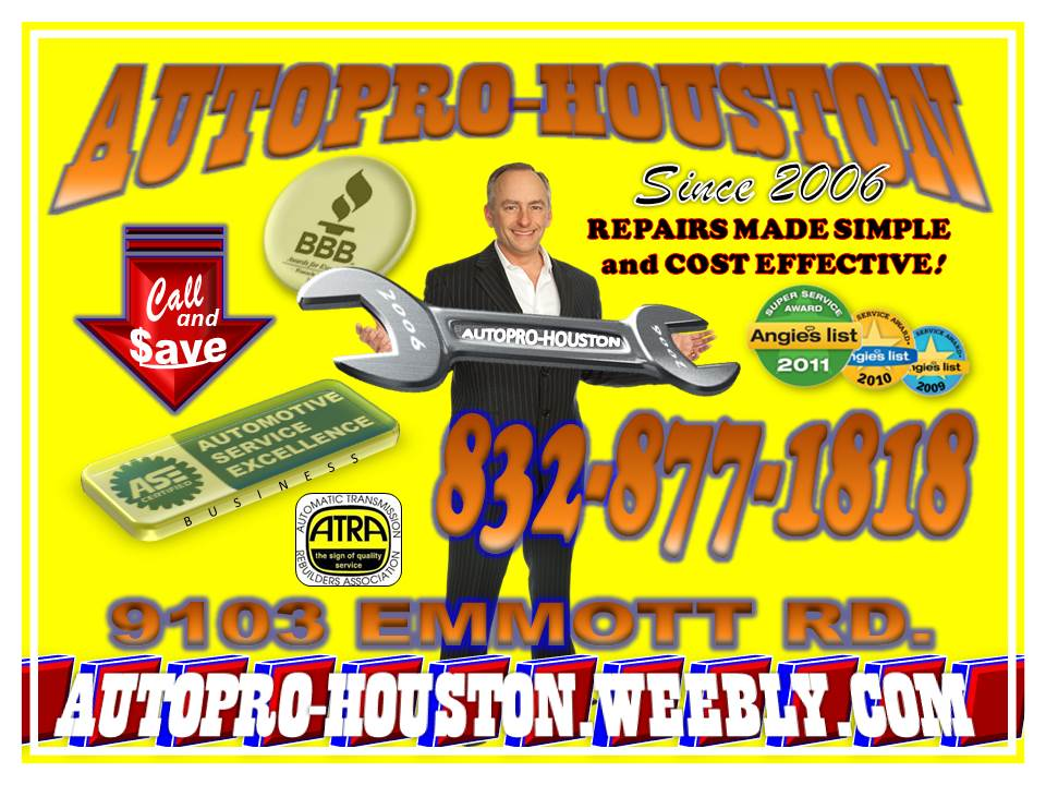 Brake Shop in Jersey Village | Houston Harris County TX since 2006