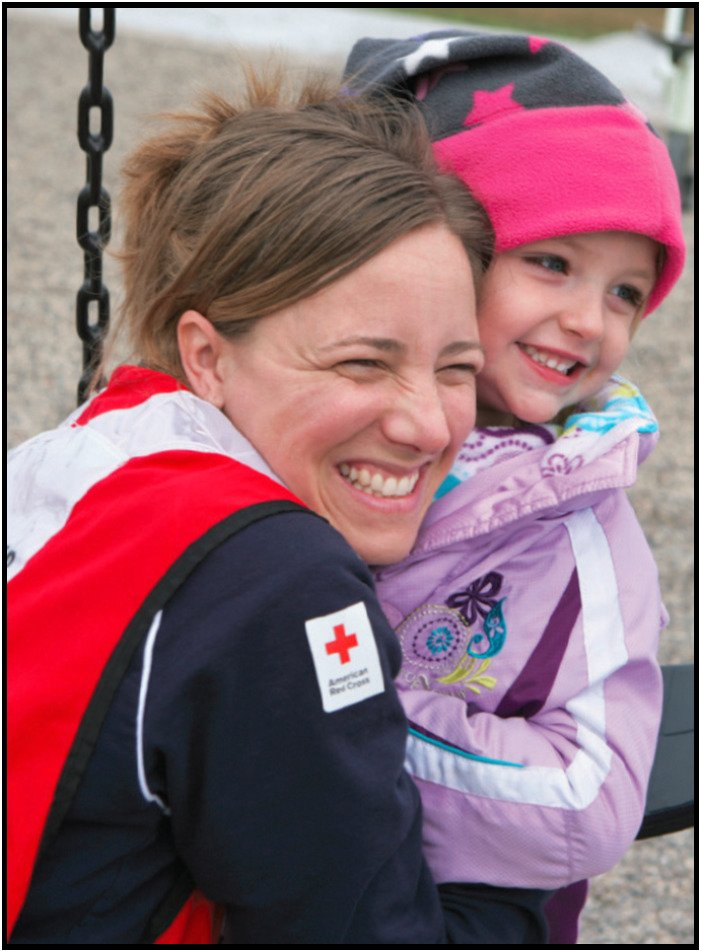 Give Back to Humanity: Become a Red Cross Volunteer!