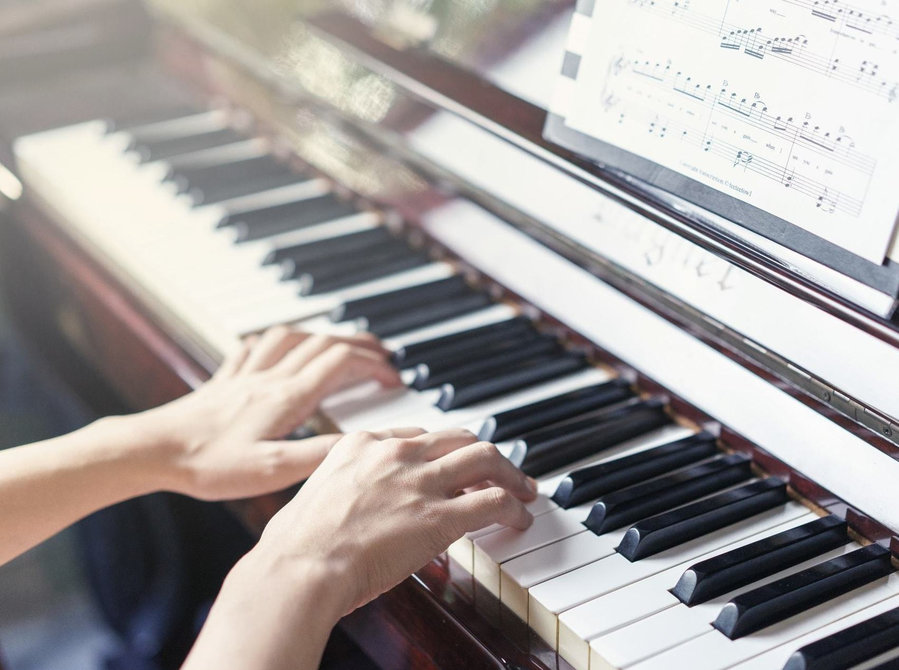 Private Piano Lessons Frisco Tx- 7 Notes Yamaha Music School