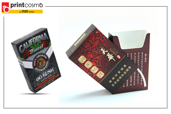 Cigarette Boxes: Important Facts, Variety and Significant Role