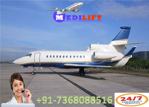 Low-Price Air Ambulance Service in Allahabad with Medical Support