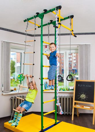 LIMIKIDS - Indoor Home Gym For Kids - Model Comet 2.06