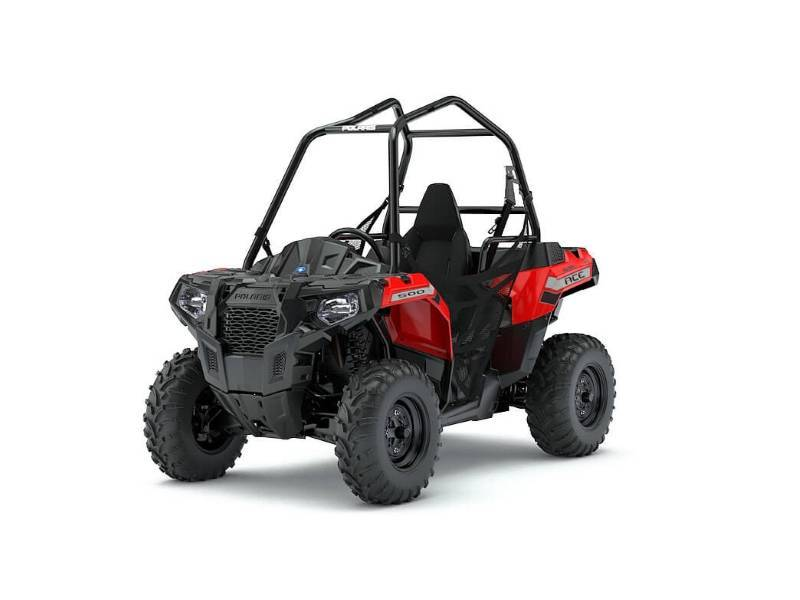 2018 Polaris Industries Polaris GENERAL™ 1000 EPS - Indy Red