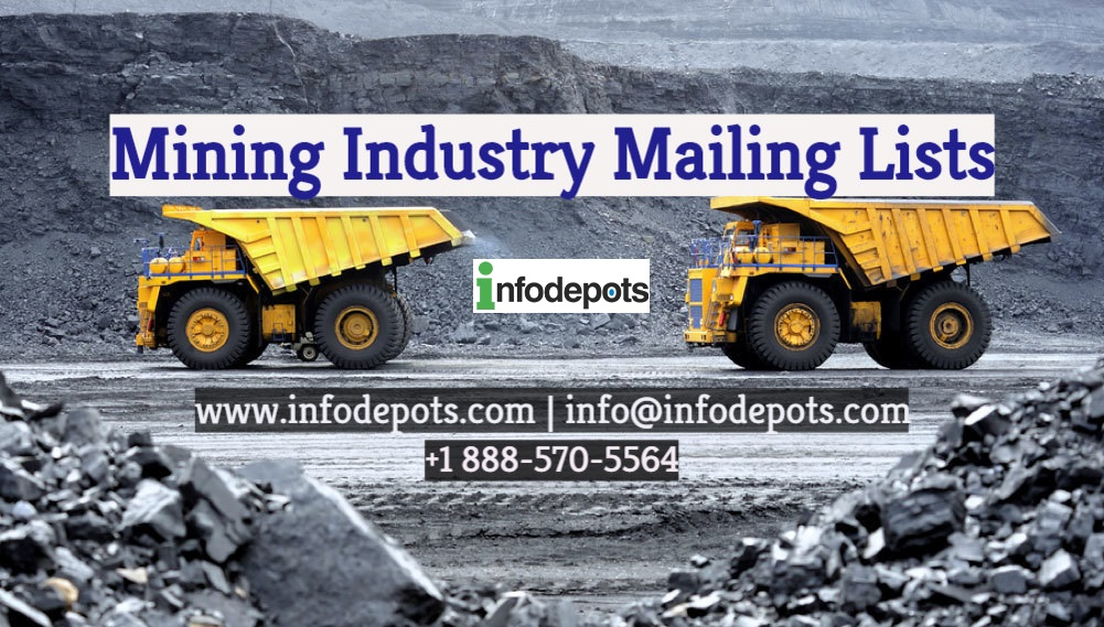 Buy 2019 Updated | Mining Industry Email list | List of Mining Companies | InfoDepots