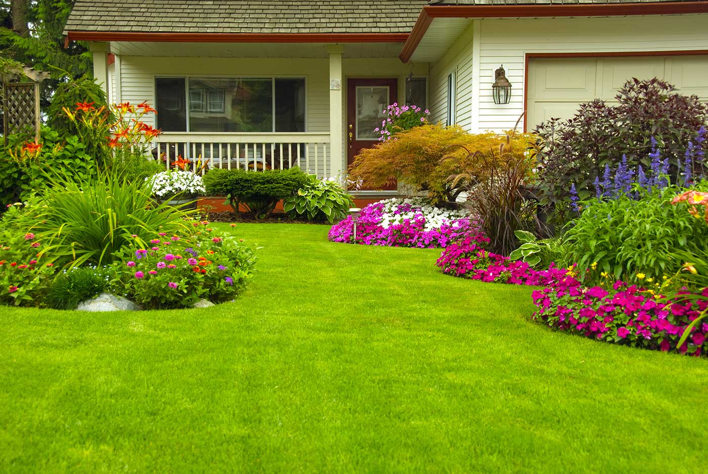 JH Lawn & Landscaping in Brighton