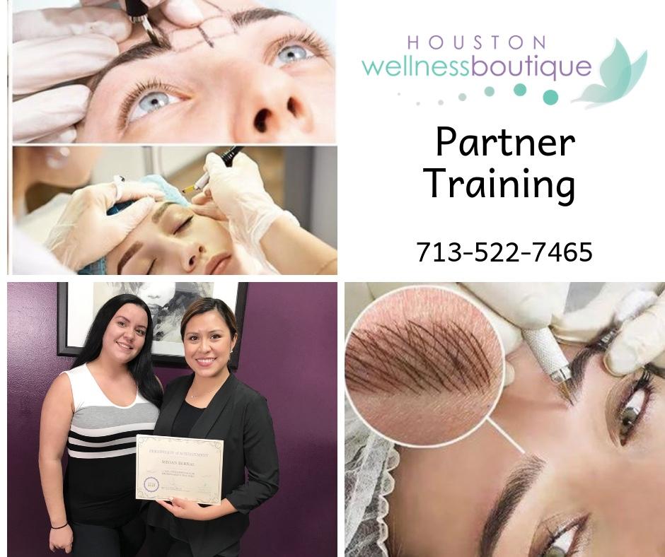 Microblading Training in Houston