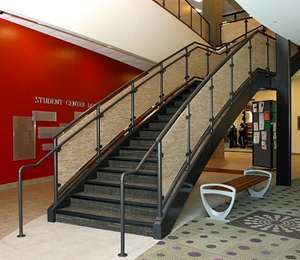 What is the best place to buy metal tube stair railings?