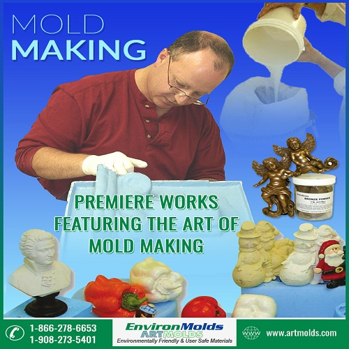 PennySaver | The art of mold making in Union, New Jersey, USA