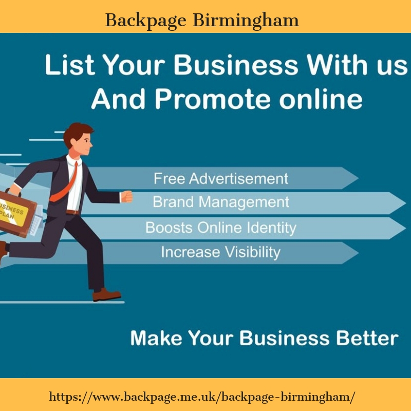 Backpage Birmingham Classified Ads Posting Site
