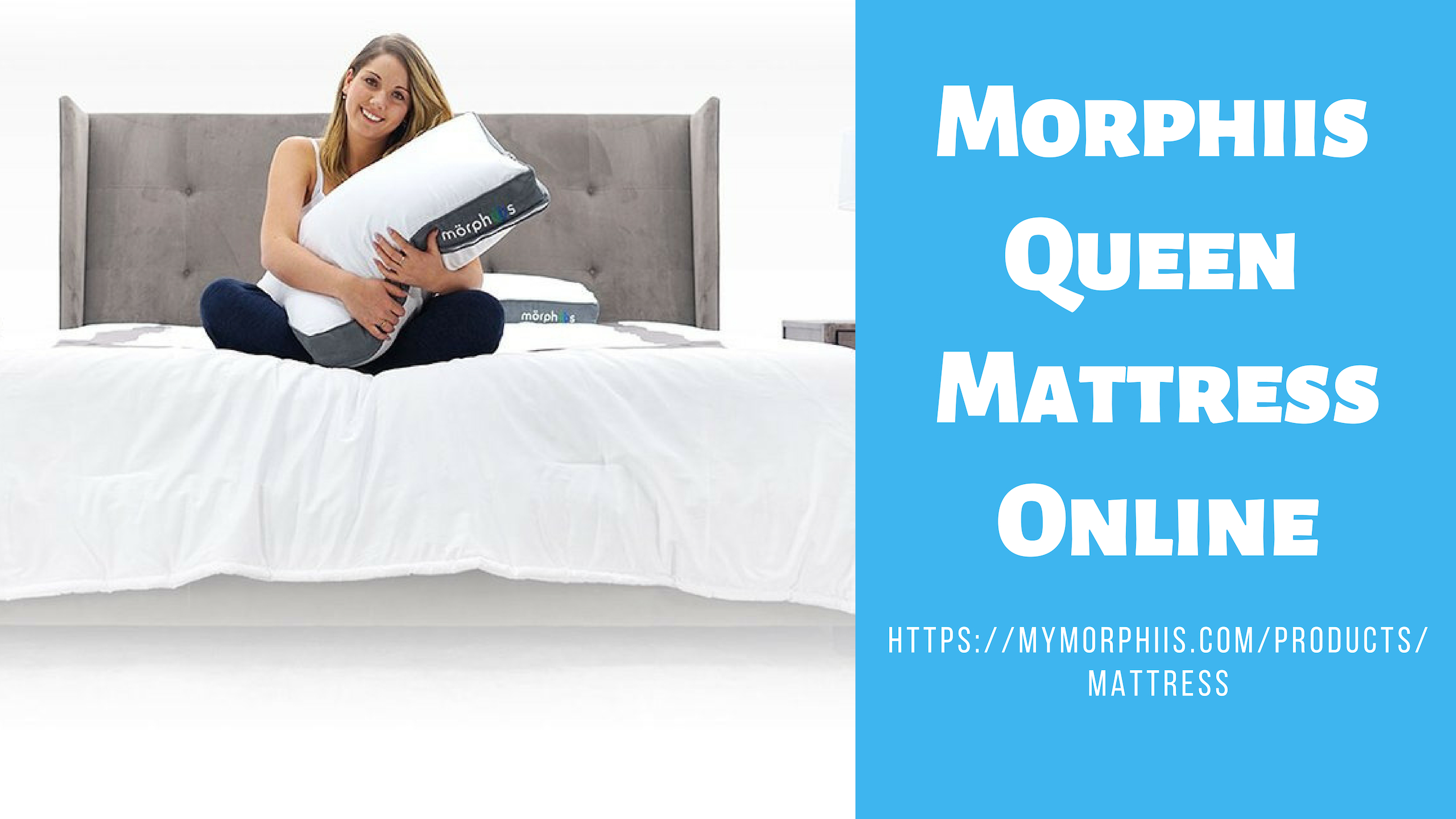 Morphiis Queen Mattress Online