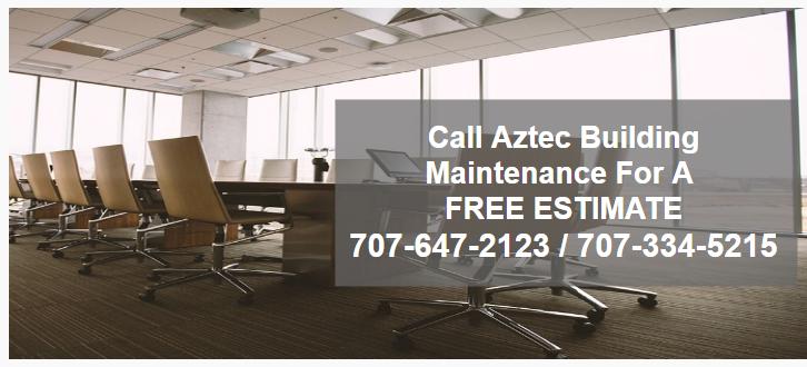 Building Maintenance Services in Vallejo