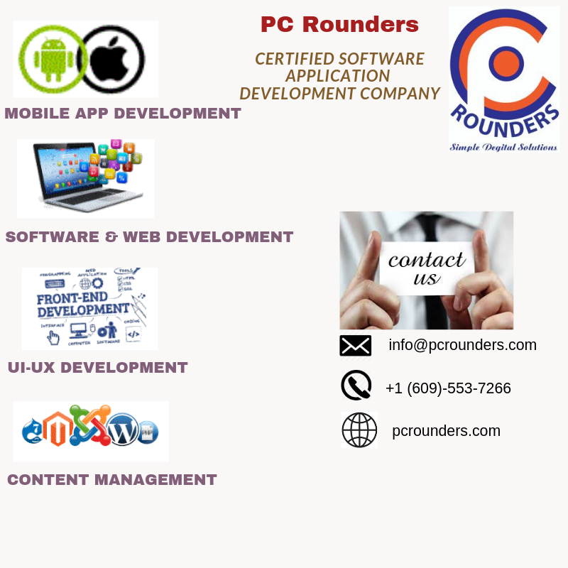 We build websites, softwares, Mobiles apps, and much more.