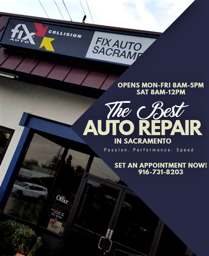 FixAutoSacramento is where every detail counts!