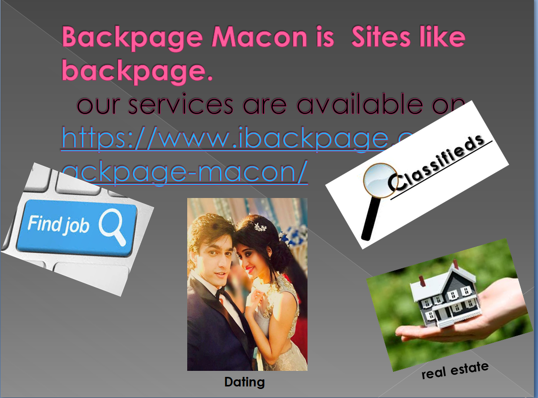 Backpage Macon is  Sites like backpage.