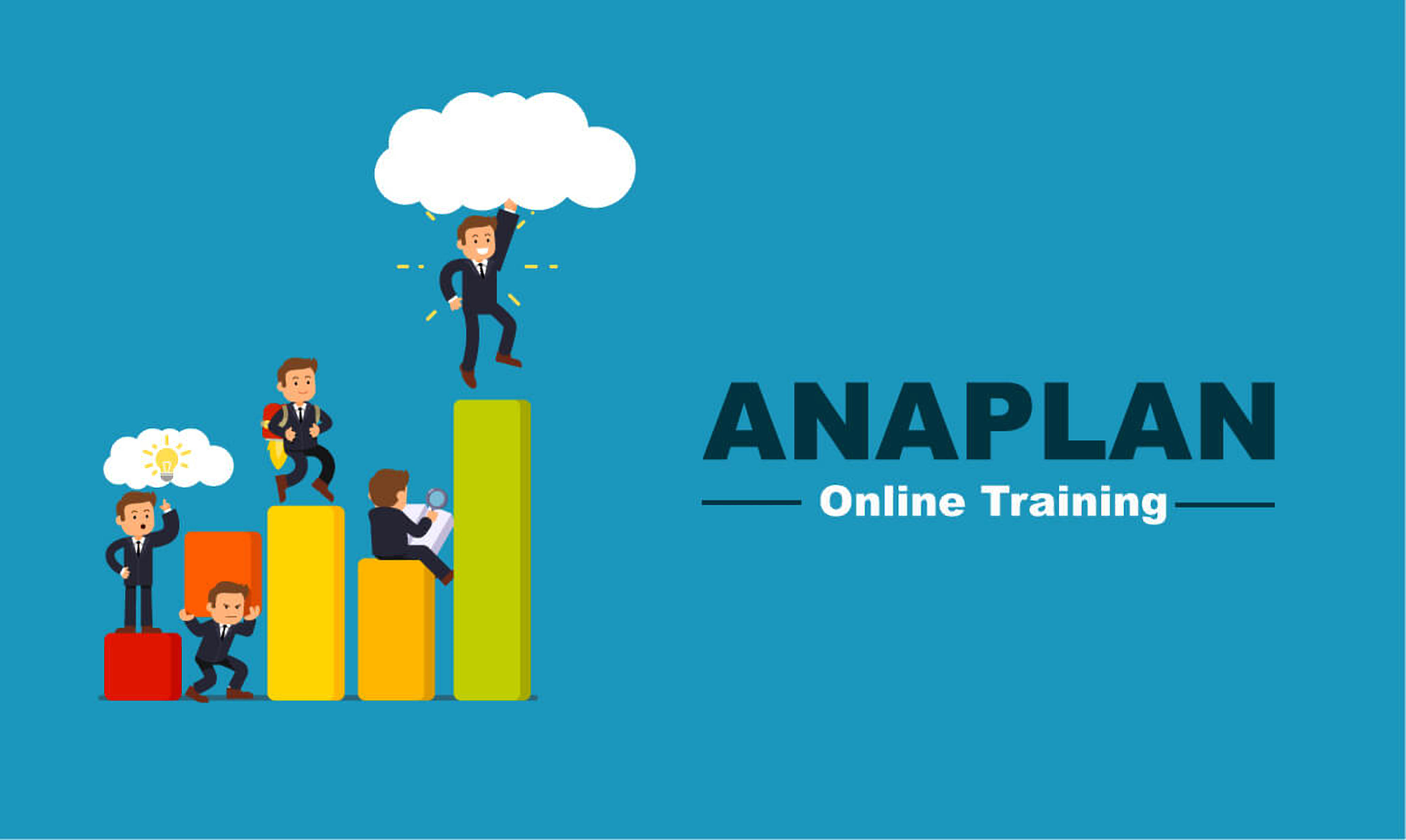 Anaplan Training Online With 100% Job Assistance 1! Free Demo!!!
