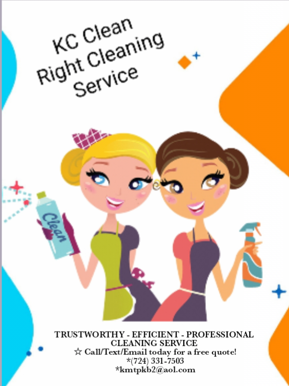 KC clean Right Cleaning Service