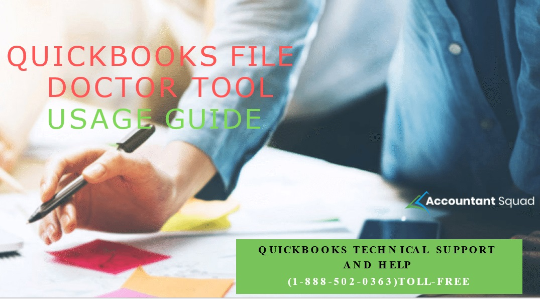 QuickBooks File Doctor Tool  Usage Guide