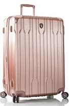 NEW Luggage-Heys America 30inch Spinner-Rose Gold