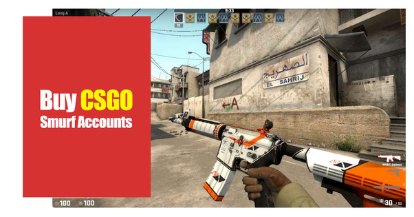 Buy CSGO smurf accounts at a very low price