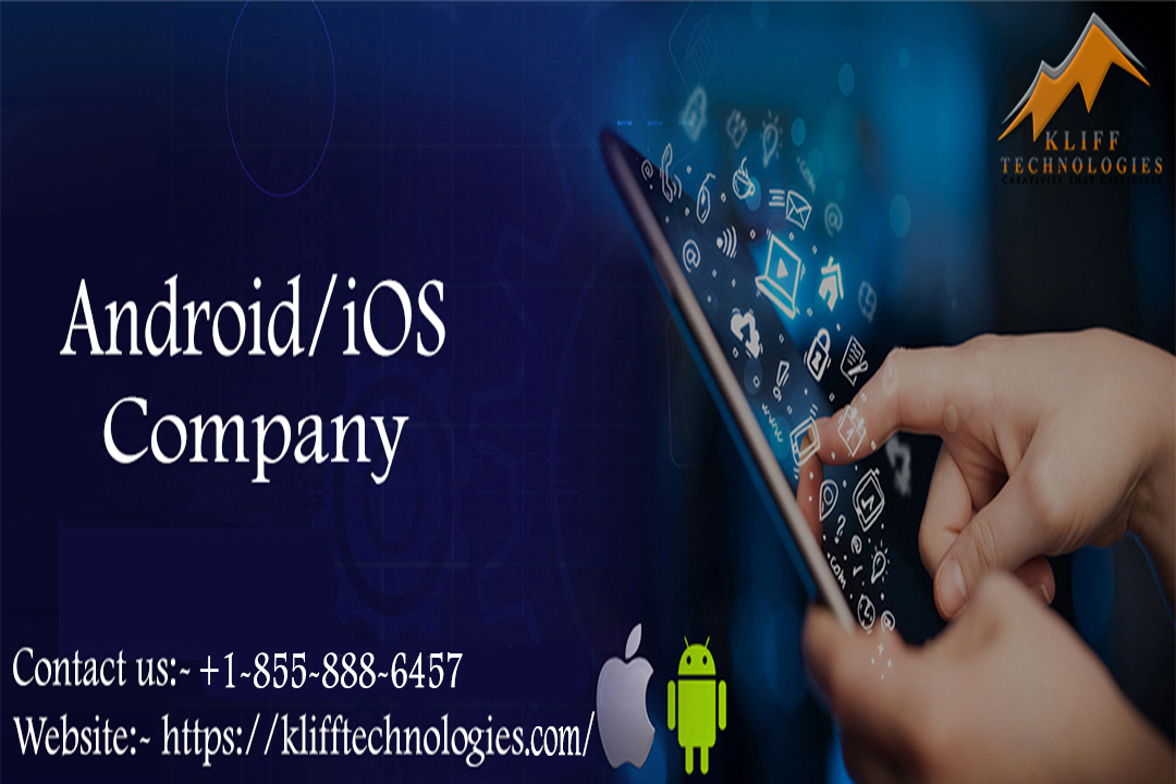 Android/iOS company in Virginia Beach city.