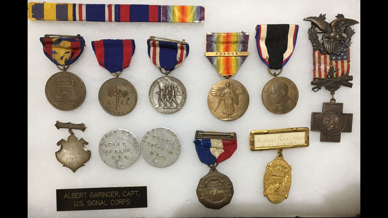 Wanted: MILITARY ANTIQUES, MEDALS, and MEMORABILIA