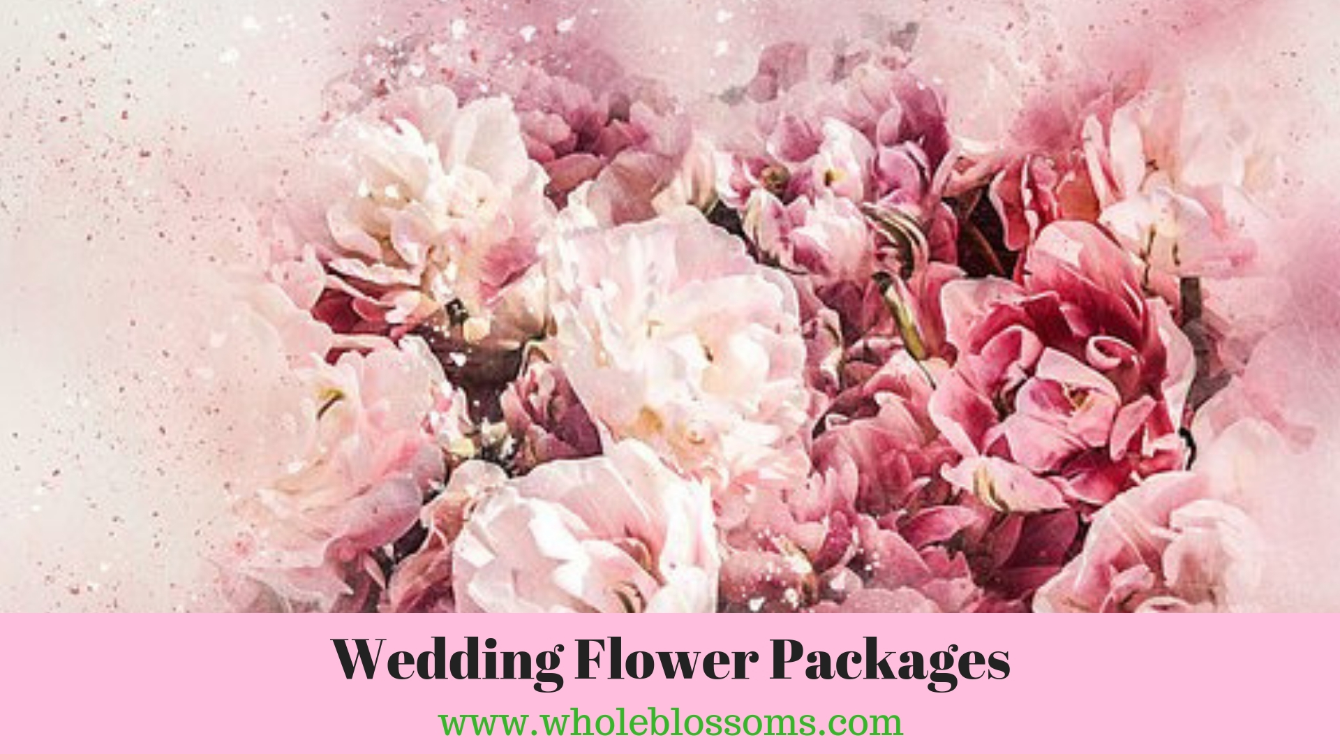 Pennysaver Select And Get Online Wedding Flower Packages From