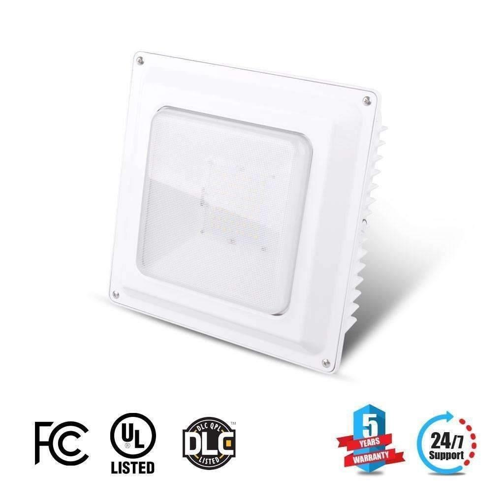 LED Canopy Lights 75W 5700K - LEDMyplace
