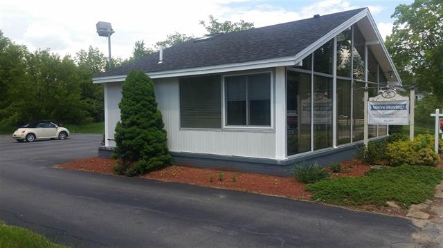 Great Building to put your Business in! High traffic road on High Street in Somersworth