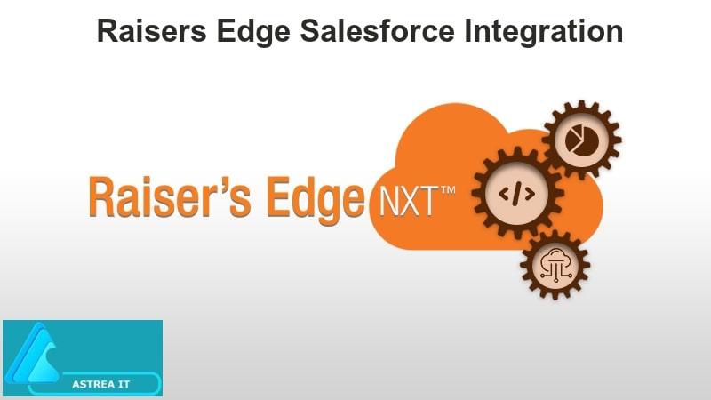 Raisers Edge Salesforce Integration - Astreait.com