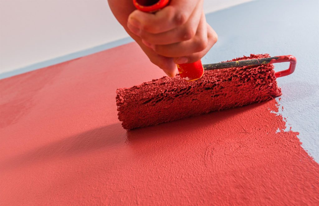 Smooth Surface Painting and Renovation
