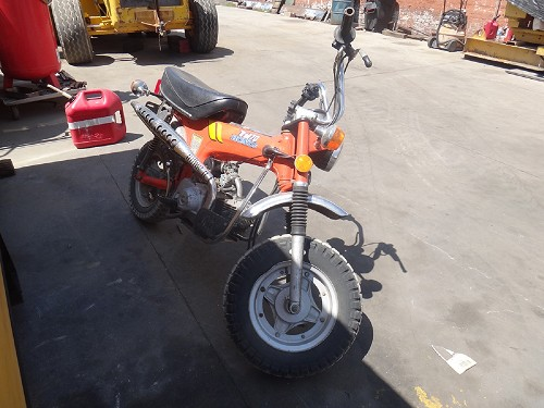 HONDA TRAIL 70 CT70