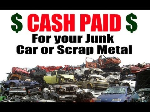 Junk Cars Without Title