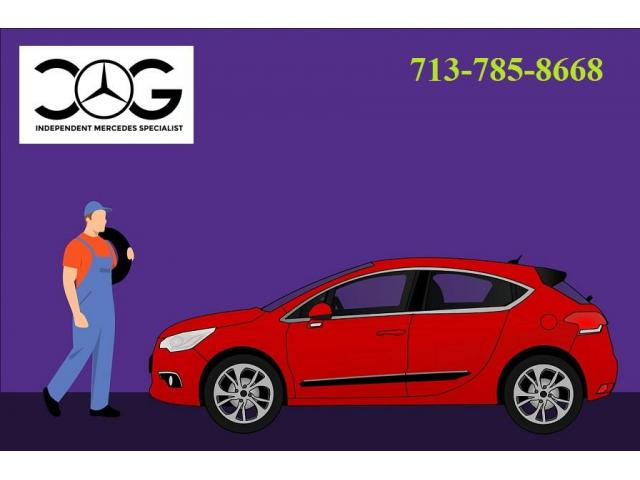 Mercedes Repair Shop Houston
