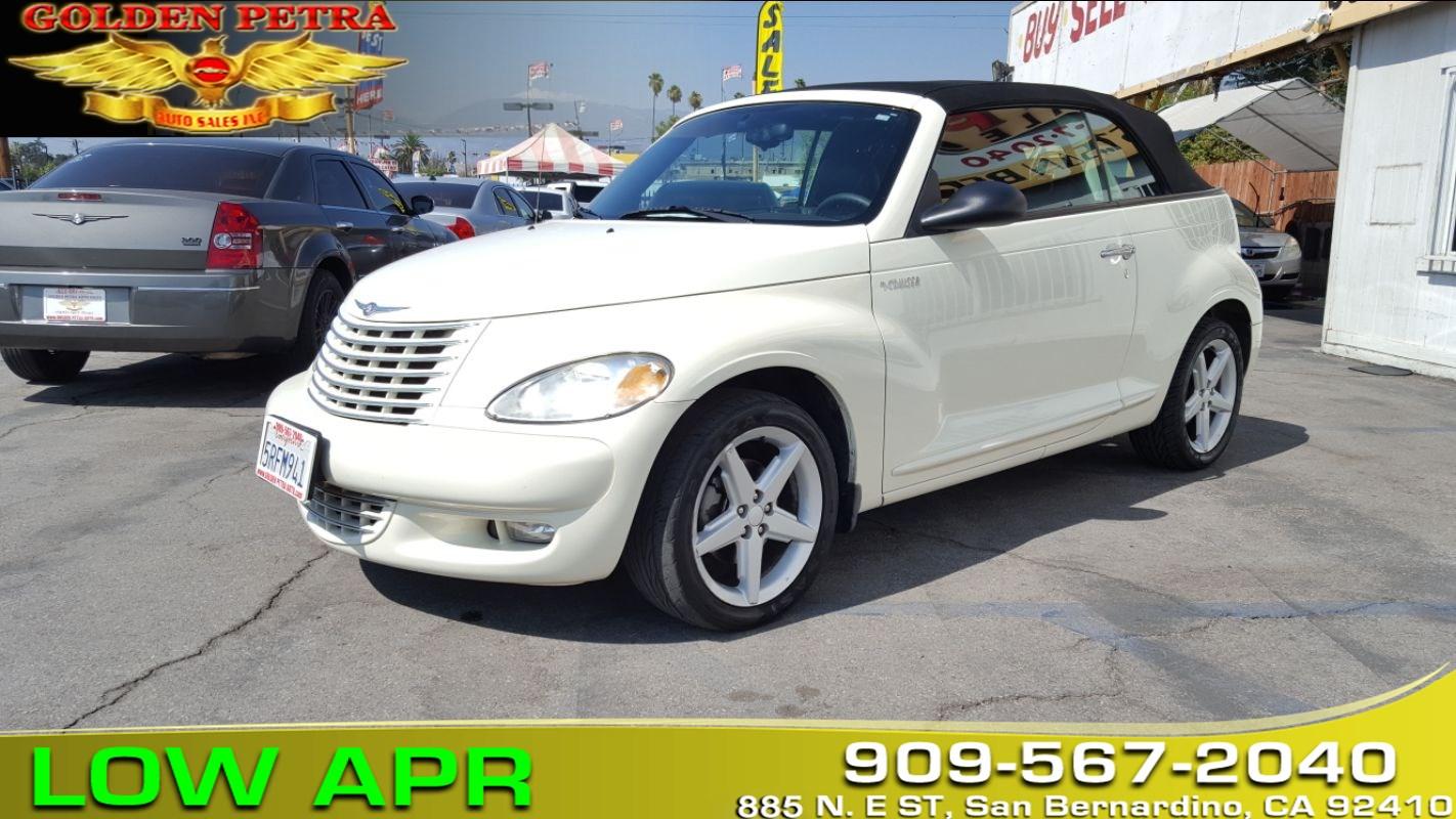 2005 Chrysler PT Cruiser **Super Easy Financing**