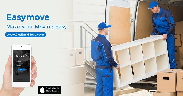 Furniture Delivery App in New York | Geteasymove.com