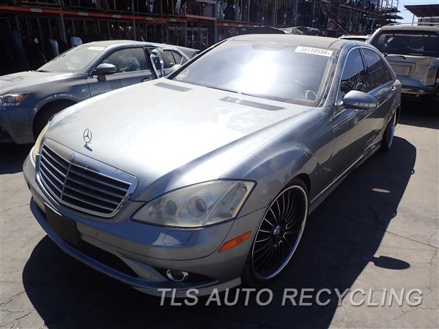Used Parts for Mercedes-Benz S550 - 2007 - 901.MB1Q07 - Stock# 8405PR