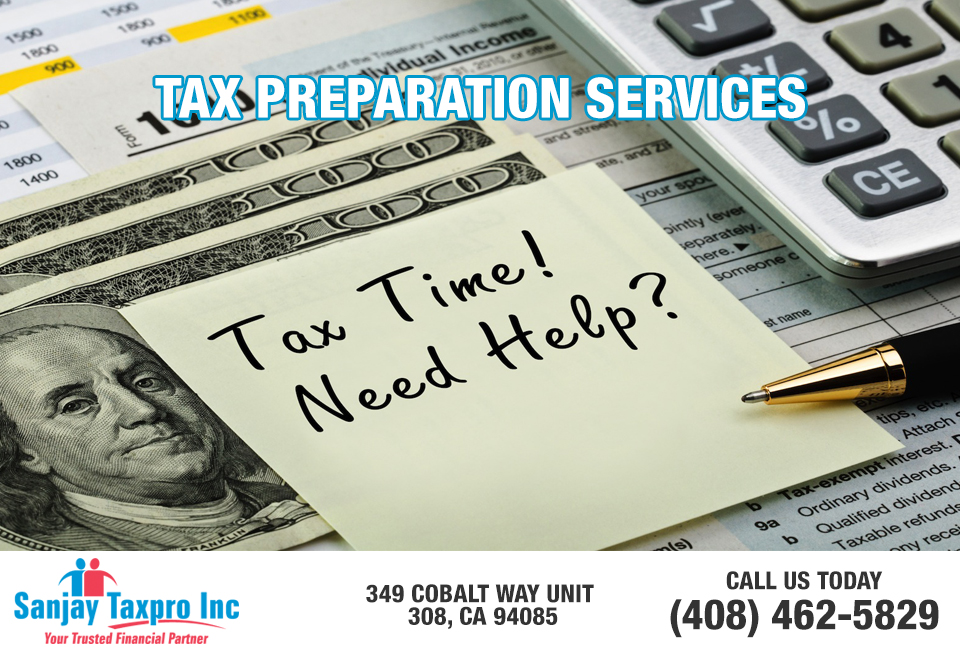 Personal tax preparation service | Personal tax filing agent
