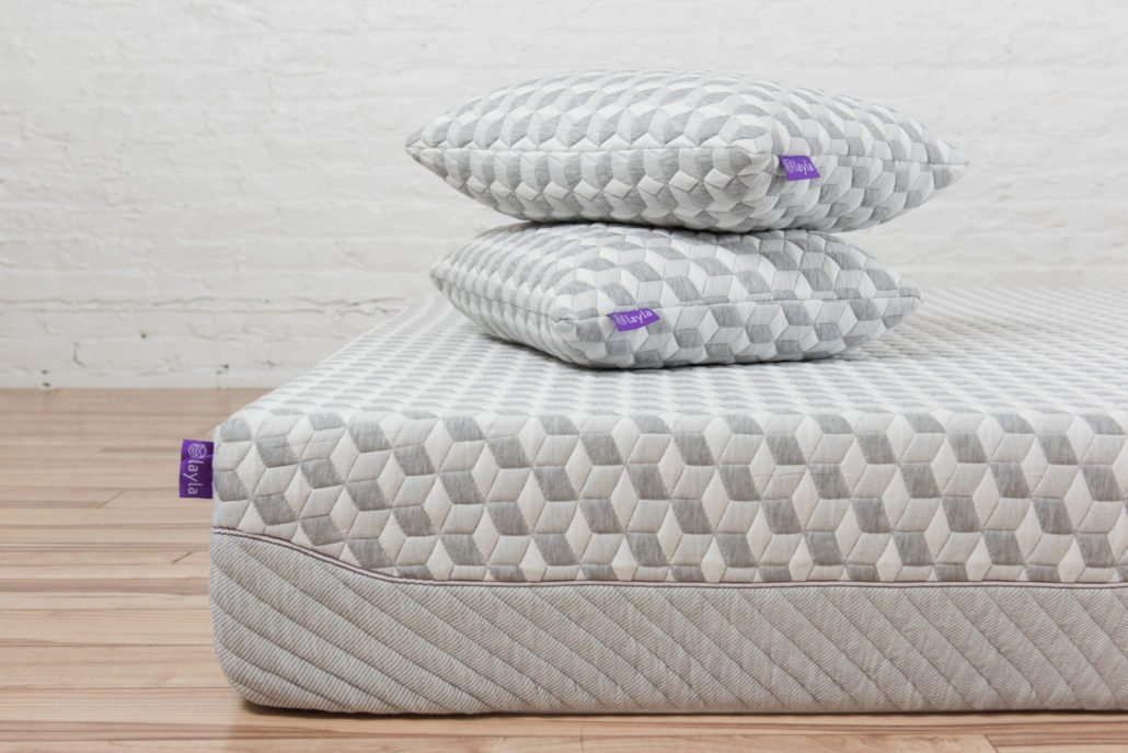 Memory Foam Mattress - Shop The Mattress - Layla Sleep