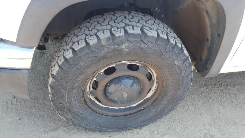 2007 CHEVROLET COLORADO CREW CAB PICKUP TRUCK