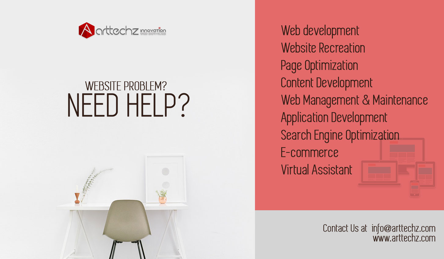 Web Development and Services