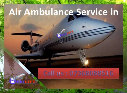 Get ICU Facilities Air Ambulance Services in Patna at Low-Cost