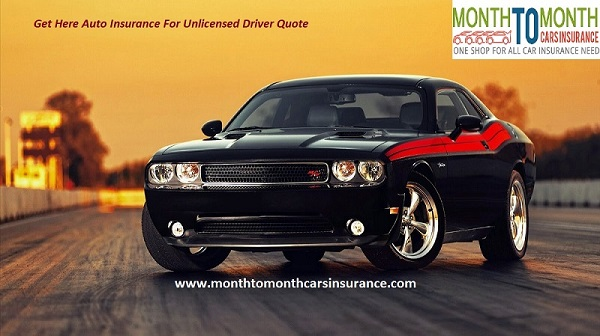Cheapest Car Insurance With No License